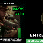 🎼Musicando Trajetórias #2 - Márcio Fulber