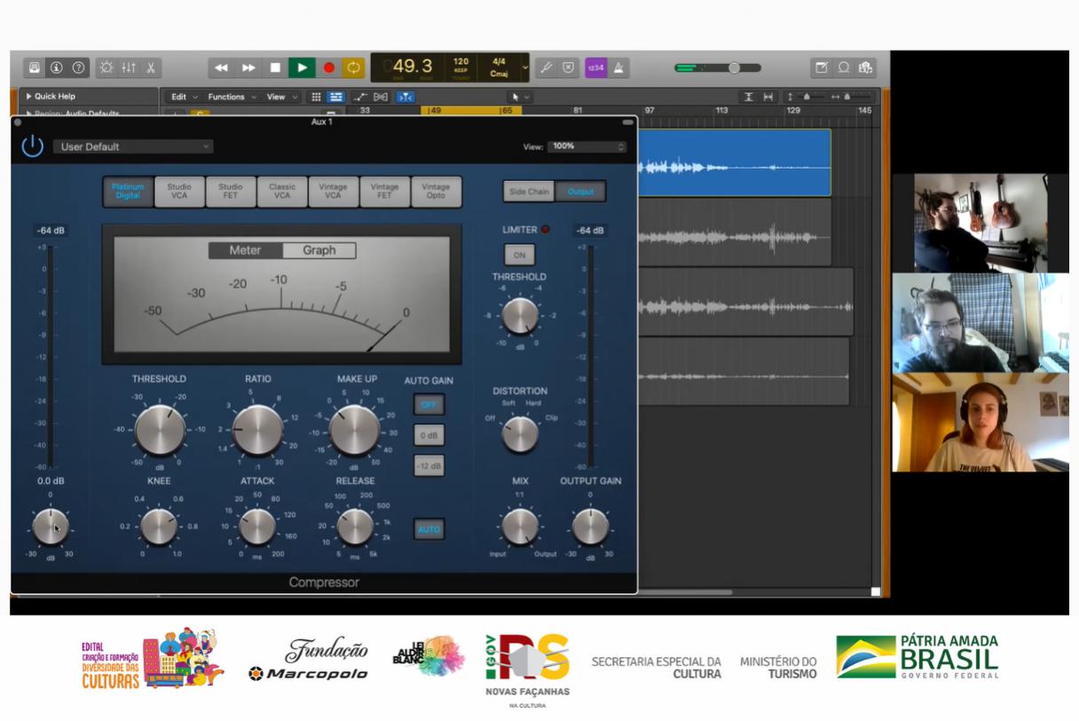 Produzindo Música em casa 4.56aB